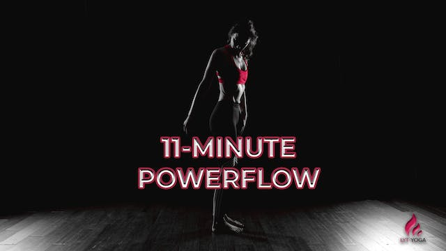 11-Minute Powerflow Series Video 3 - ...