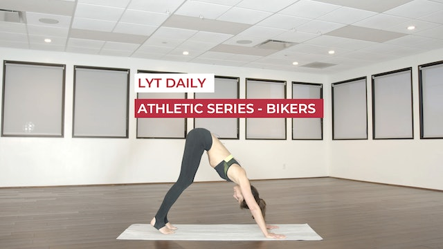 ATHLETIC SERIES FOR BIKERS
