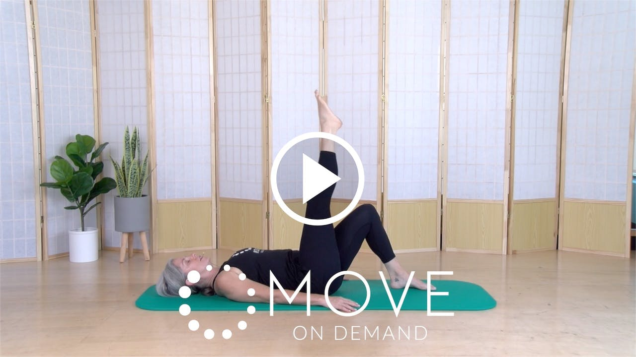 Movement Essentials: Getting Started with Pilates