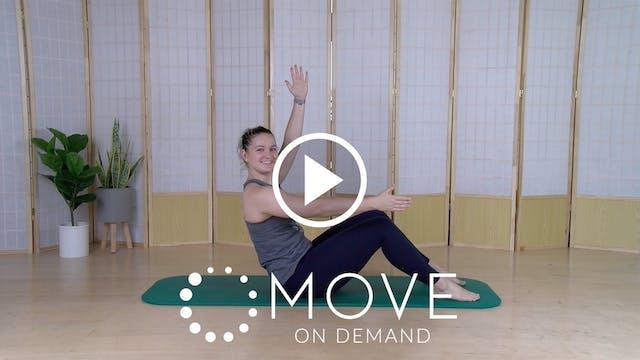 Essential Mat Pilates with Natalie | 4 Classes