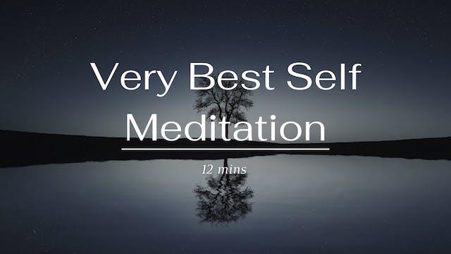Very Best Self Meditation