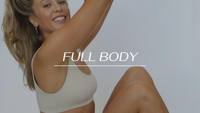 The Full Body Pilates Flows