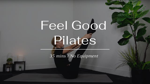 Feel Good Pilates