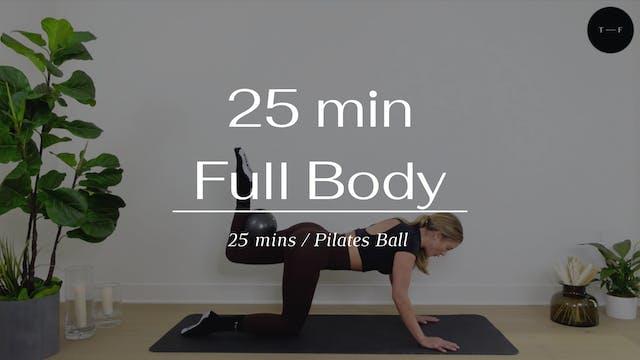 25 Min Full Body