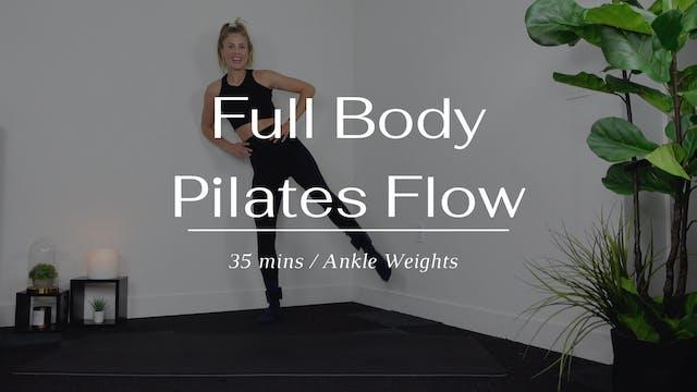 Full Body Pilates Flow