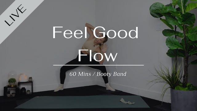 Sunday morning feel good flow