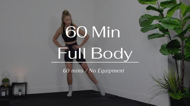 60 min Full Body Flow