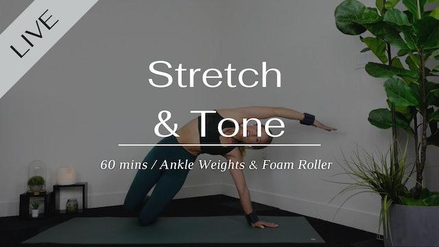 Sunday Stretch & Tone