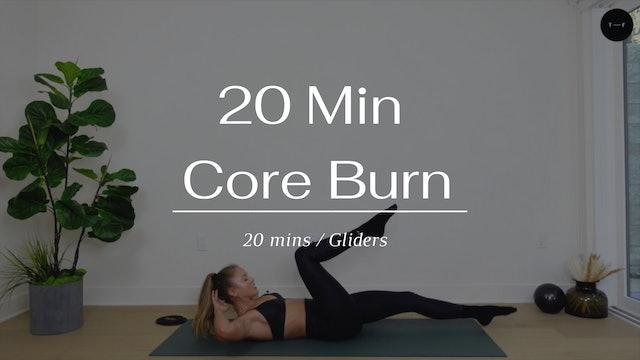 20 Min Core Burn
