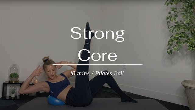 10 Min Strong Core