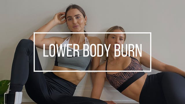 Lower Body Burn | Day 3