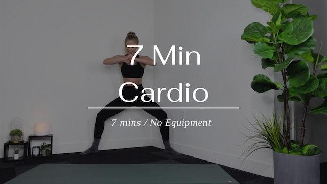 7 Min Cardio