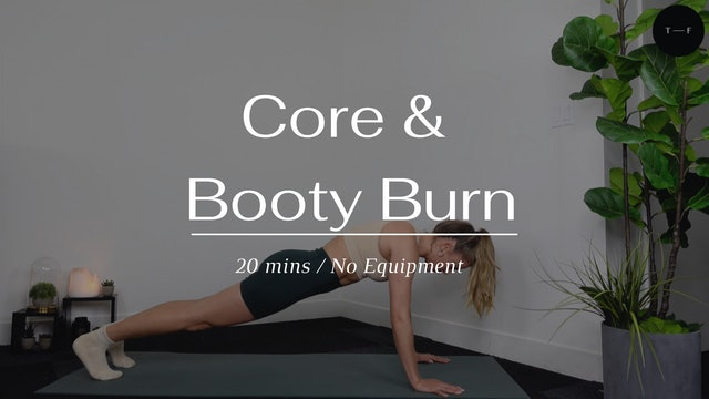 Core & Booty Burn