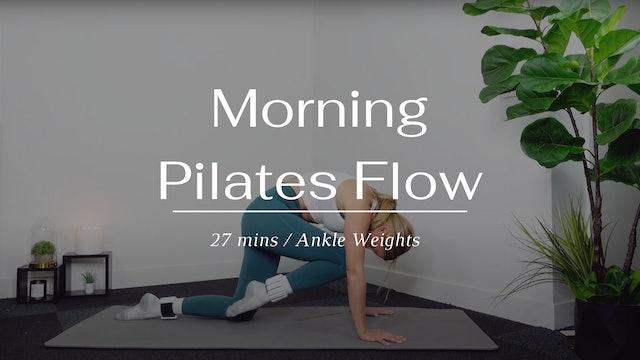 Morning Pilates Flow