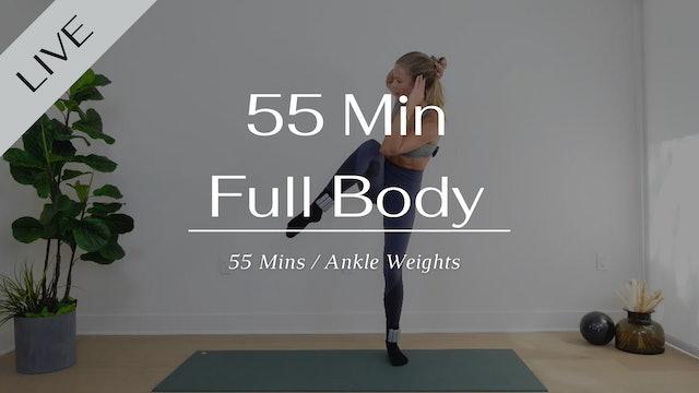 55 Min Full Body