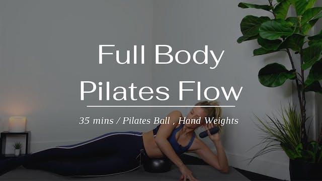 35 Min Full Body Pilates