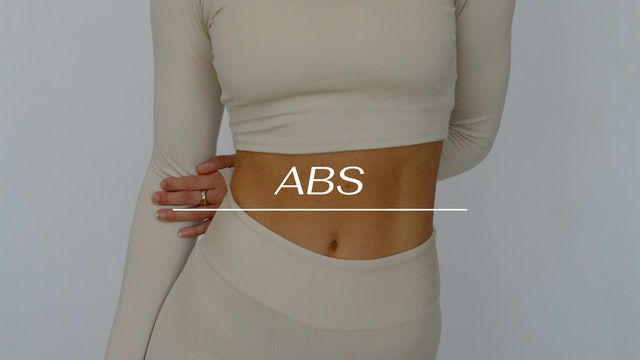 The Sculpted Abs