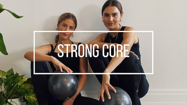 Strong Core | Day 2