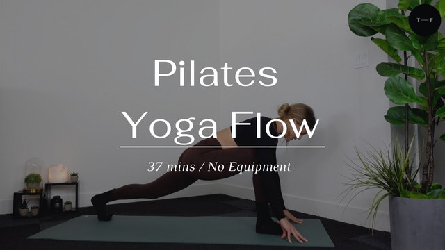 Pilates Yoga Flow