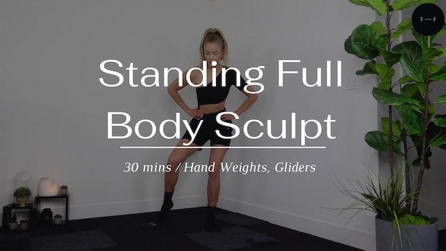 Standing Full Body Sculpt (Monday)
