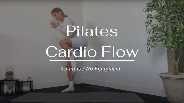 Pilates Cardio Flow