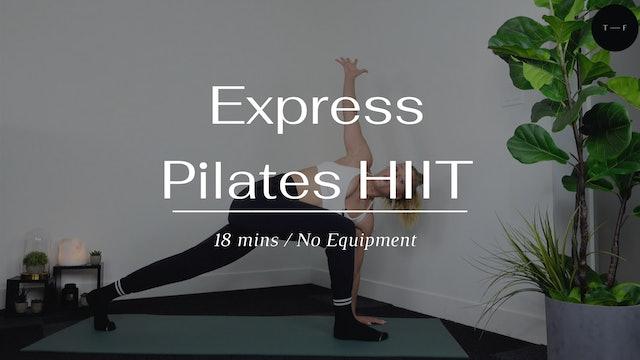 Express Pilates HIIT