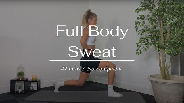 Full Body Sweat (Thursday)