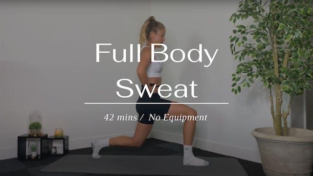 Full Body Sweat
