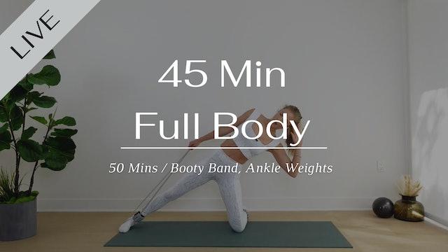 45 min full body