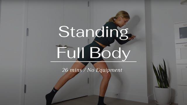 Standing Full Body Flow