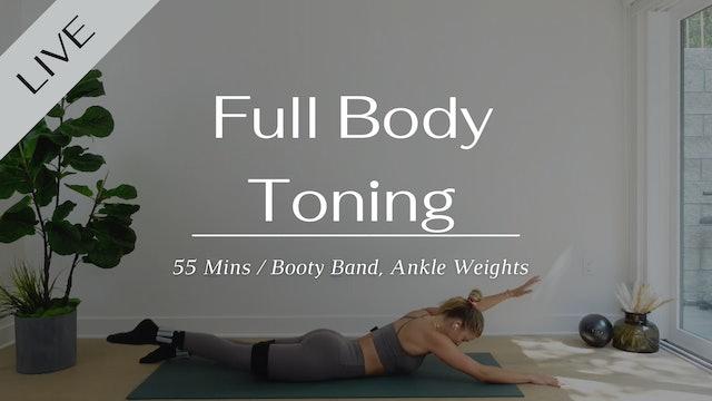 LIVE Full Body Toning