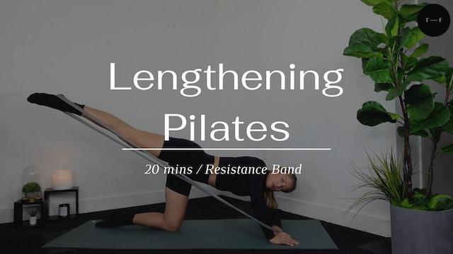 Lengthening Pilates
