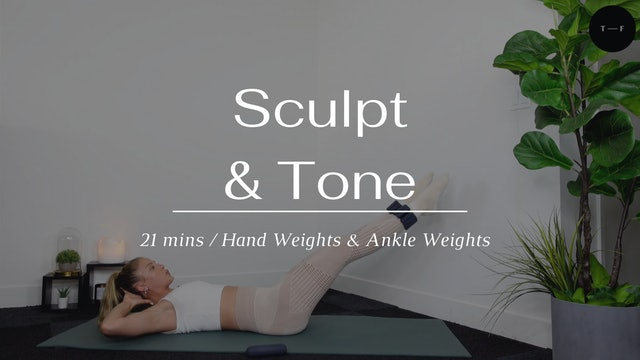 Sculpt & Tone