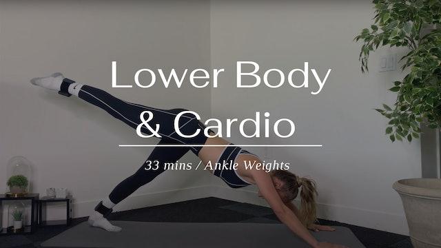 Lower Body & Low Impact Cardio