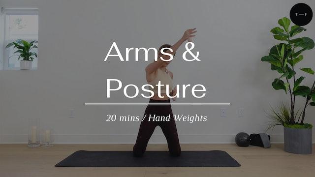Arms & Posture