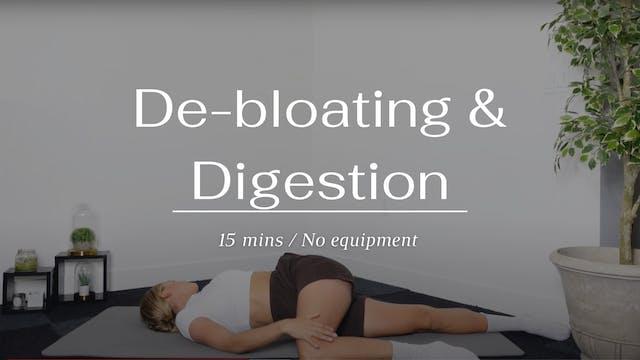 Debloat & Improve Digestion