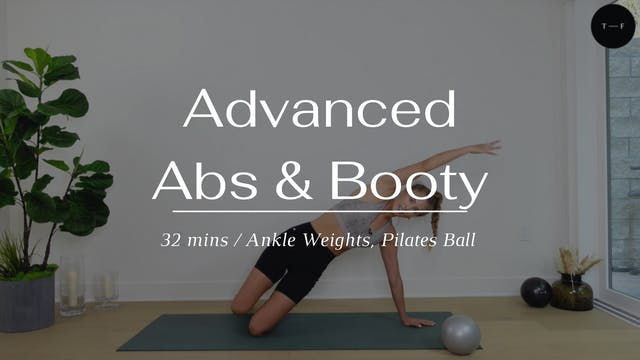 Advanced Abs & Booty