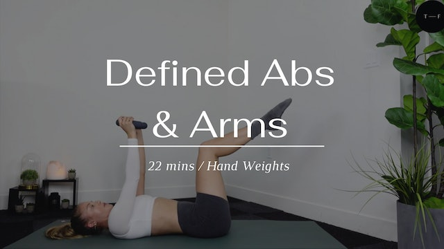 Defined Abs & Arms