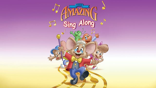 The Amazing Sing Along