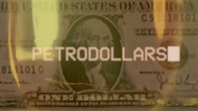 Petrodollars
