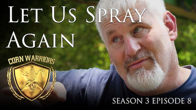 Let Us Spray Again
