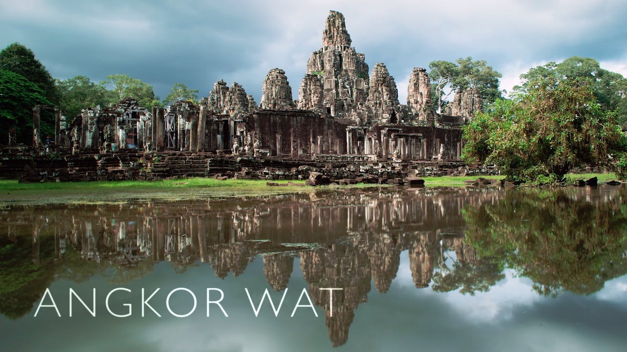 Moving Art: Season 2: Angkor Wat