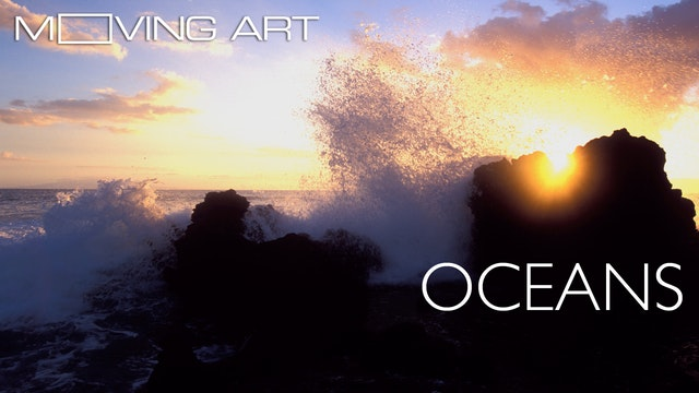 Moving Art: Oceans