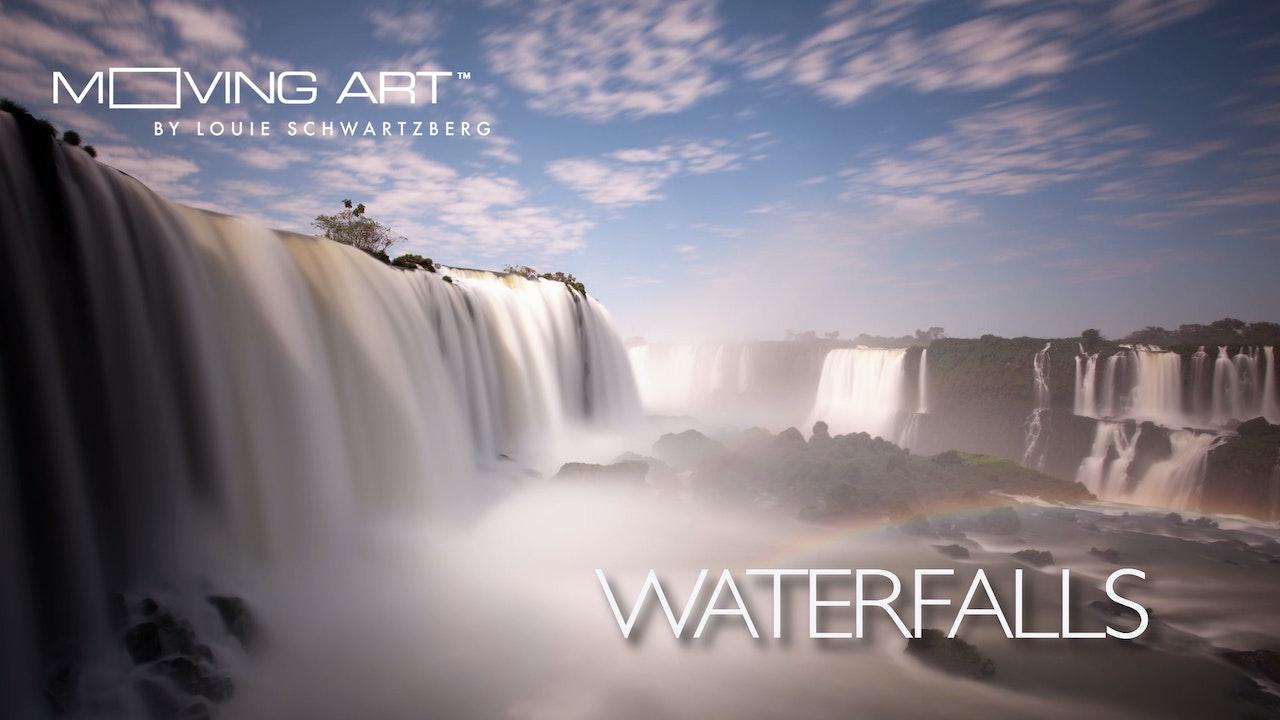 Moving Art: Season 1: Waterfalls