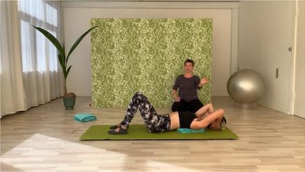 Moving Mensch Pilates - Online Studio Video