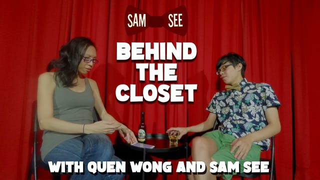 Behind the Closet