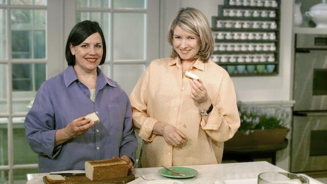Martha's Favorite Home Cooks