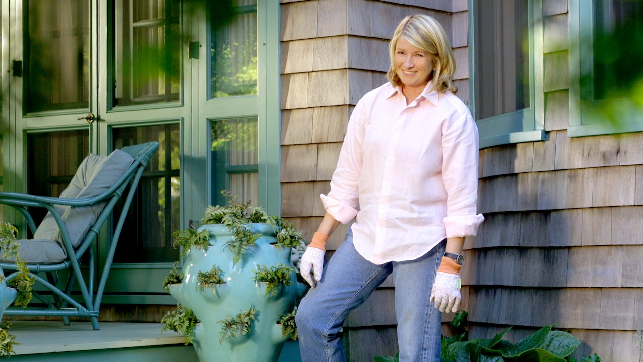 Get Your Garden Growing with Martha