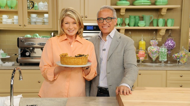 MSS7 E119 Easter Show with Chef Geoffrey Zakarian
