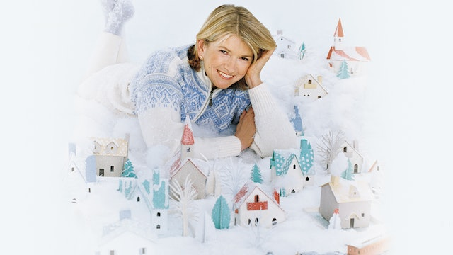 Martha Stewart's Christmas Dream (2000)